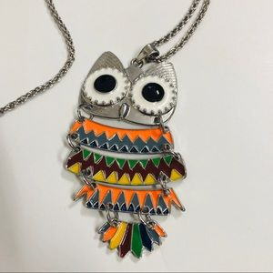Jewelry - 🎉 B2GOF Adorable owl necklace
